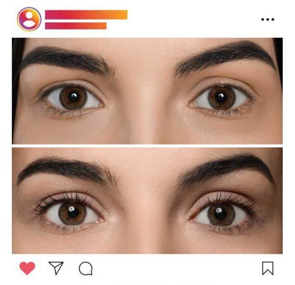 Augenbrauenserum-Lazru